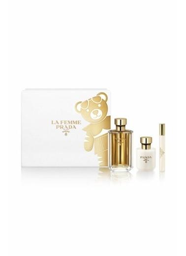 Prada Parfüm Set Renksiz
